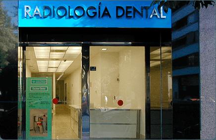 Fachada Centro Riojano de Radilogía de RadiologIa Dental
